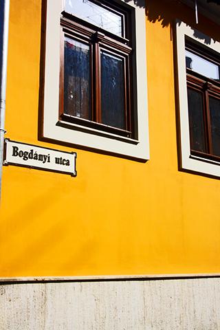 Calles colores Szentendre