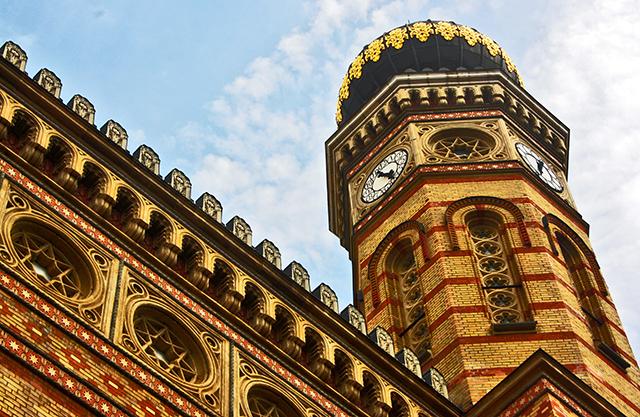 Gran Sigagoga judía Budapest