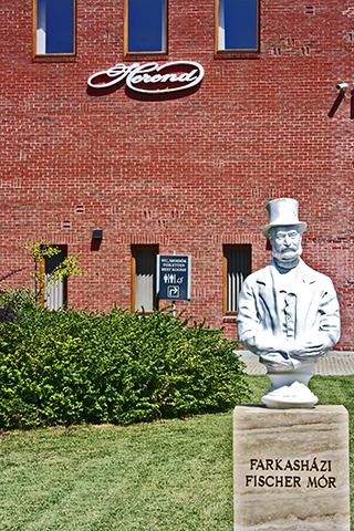 Fundador Museo porcelana Herend