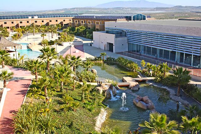 Resort Resort Sensol Spa Hotel Puerto Mazarrón Murcia