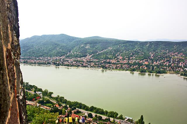 Visegrad, la ciudadela sobre el Danubio