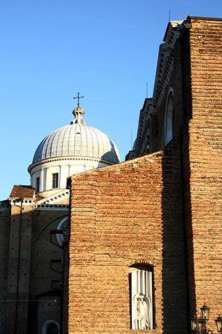 Basílica y Abadía de Santa Giustina Padua Italia