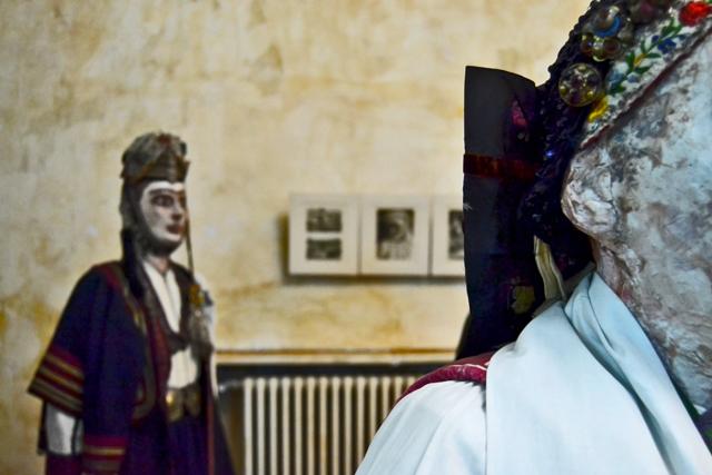 Trajes típicos Museo del Paisano Rumano Bucarest