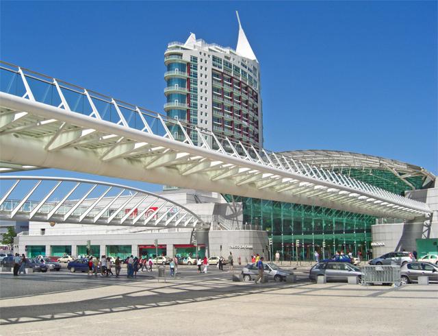 Centro Comercial Vasco da Gamma Lisboa