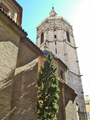 Torre Micaelet catedral Valencia