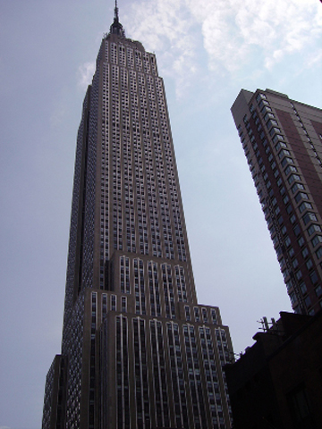 Picado Empire State Building Nueva York