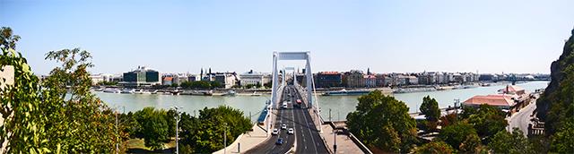 Torre Bastión de los Pescadores Budapest vistas
