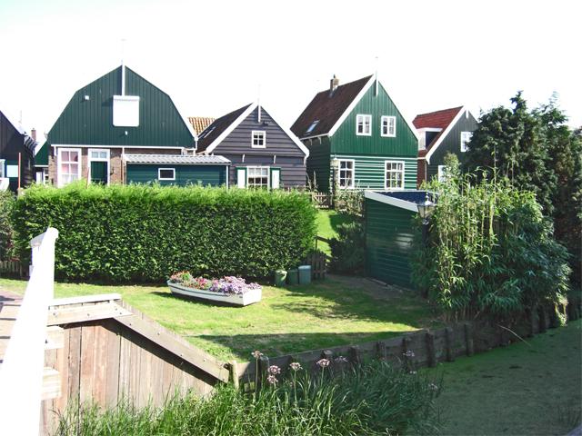 Marken y Volendam