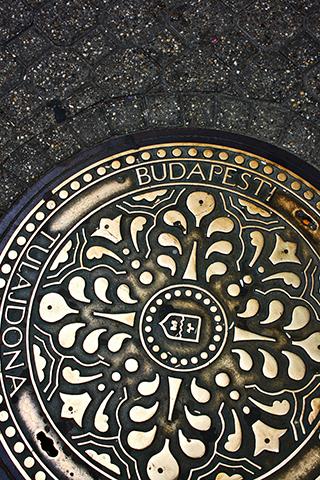 Calle de los Señores alcantarilla Buda