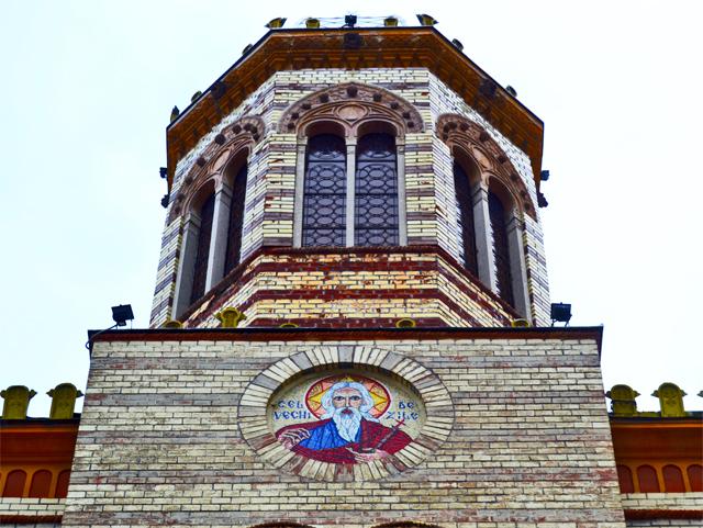 Iglesia ortodoxa Biserica Adormirea Maicii Brasov Transilvania