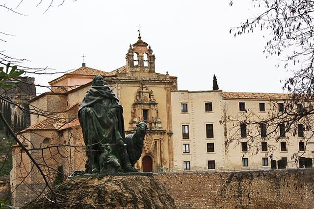 Monumento Pastor de Las Huesas del Vasallo Cuenca