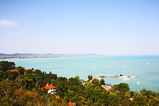 Lago Balaton, el mar de Budapest