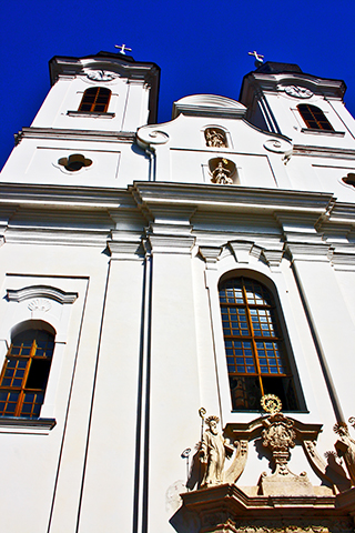 Balaton Iglesia Gótica Köröshegy