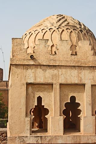 Qobba almorávide Ben Youssef Marrakech
