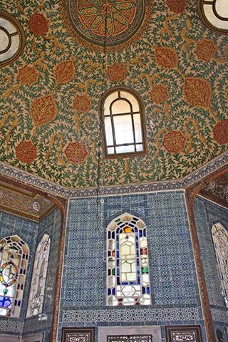 Harén Palacio Topkapi Estambul Turquía