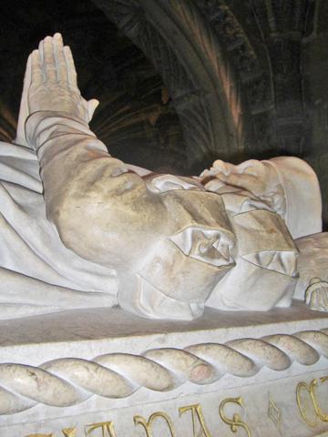 Vasco Da Gama tumba Monasterio