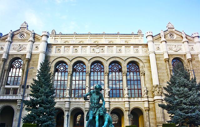 Fachada Palacio Gresham Hotel Four Seasons Budapest