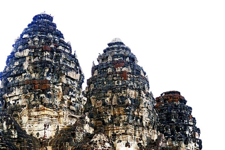 Lopburi, el templo de los monos