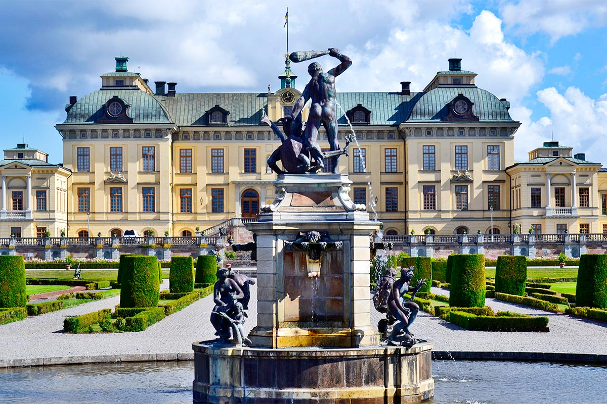 Drottningholm, el Versalles sueco